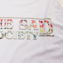 The Sad Society Butterfly Crop Top