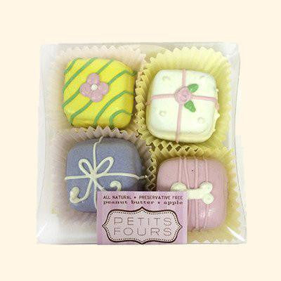 Dog Cake - Petits Fours - Bubba Rose Boxed Dog Cake