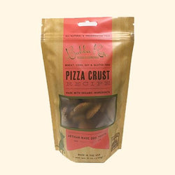 Dog Treat - Pizza Crust - Bubba Rose Boxed Dog Biscuits