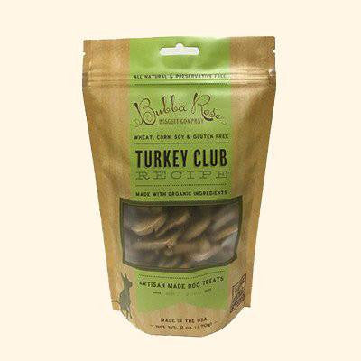 Dog Treat - Turkey Club - Bubba Rose Dog Biscuits