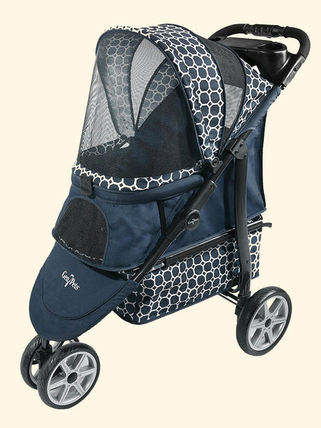 Pet Stroller - Gen7Pets Monaco Pet Stroller For Dogs Or Cats