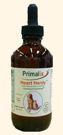Pet Supplement - Healthy Heart Support In Dogs And Cats