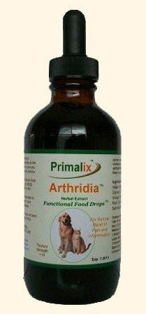 Pet Supplement - Primalix Arthridia Pet Arthritis Relief