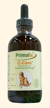 Pet Supplement - Primalix C-Care Pet Cancer Treatment