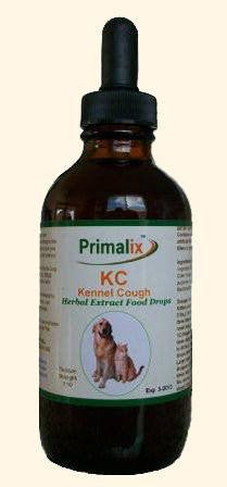 Pet Supplement - Primalix KC For Kennel Cough