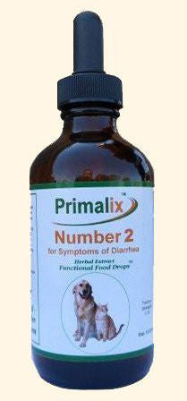 Pet Supplement - Primalix Number 2 For Cat & Dog Diarrhea
