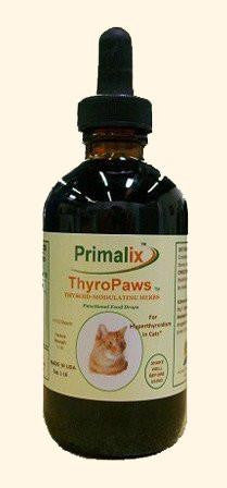 Pet Supplement - ThyroPaws For Hyperthyroidism In Cats