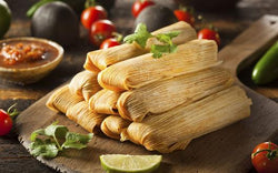Mexican Food Truck: Tamales