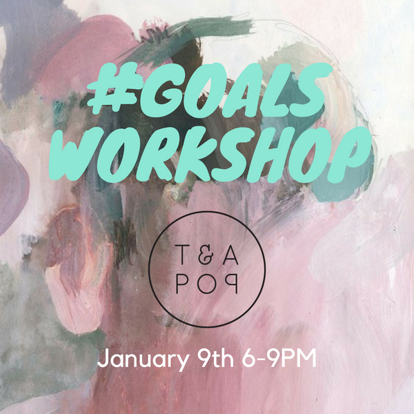 #GOALS Workshop at Teapop