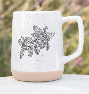 Steam N' Leaves Mug