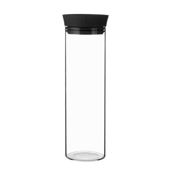 Tall Glass Carafe