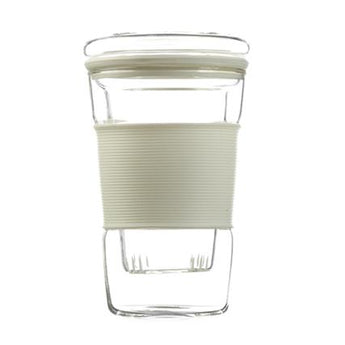 Infuz To-Go Glass Tumbler