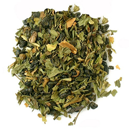 Ginseng Mint Herbal Tea (caffeine-free)