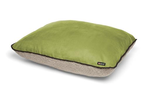 Leaf - a bright candy green that pops with putty colored fleece