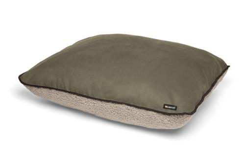Stone - a light grey with the slightest bit of sage green it with putty colored fleece