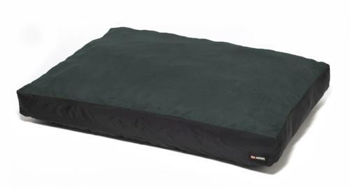 Original Washable Dog Bed - Ocean - a dark teal, cold deep water