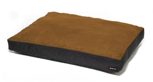 Original Washable Dog Bed - Saddle - sun-tanned and weathered leather