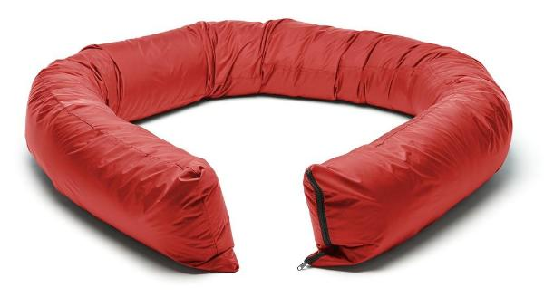 "Nest Dog Bed - ""Bomber"" Water-Proof Nylon Liner for Bolster Cushion"