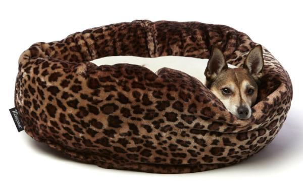 Magdalena Pet Bed - For Small Dogs & Cats