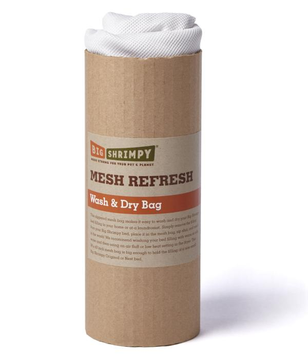 Mesh Refresh Wash Bag - For SmartFill Polyester Fiber