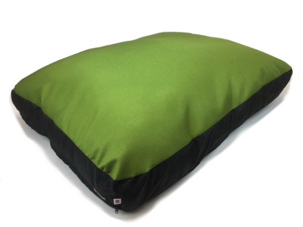 Original Bed in Lime (washable and dryable polyester).