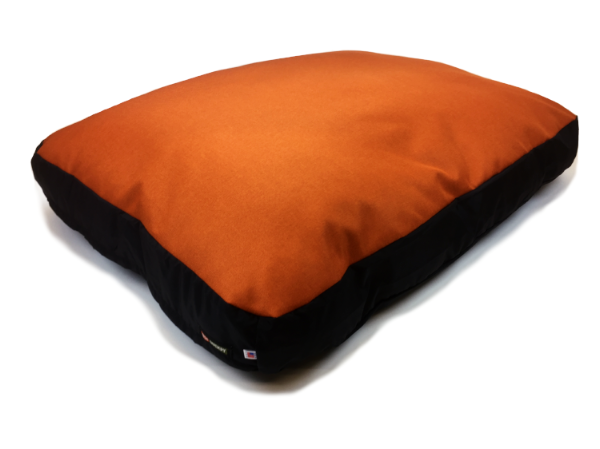 Original Bed in Mandarin (washable and dryable polyester).
