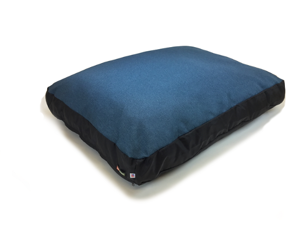 Original Bed in Pacific (washable and dryable polyester)