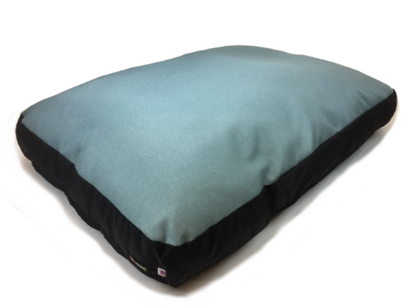 Original Bed in Robin Egg (washable and dryable polyester).