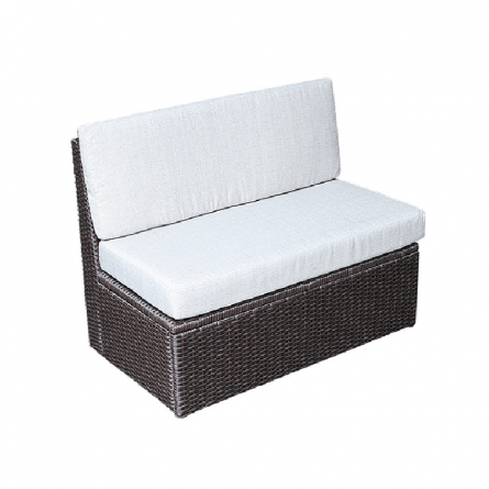 Love Seat - Square Spa Surround Furniture