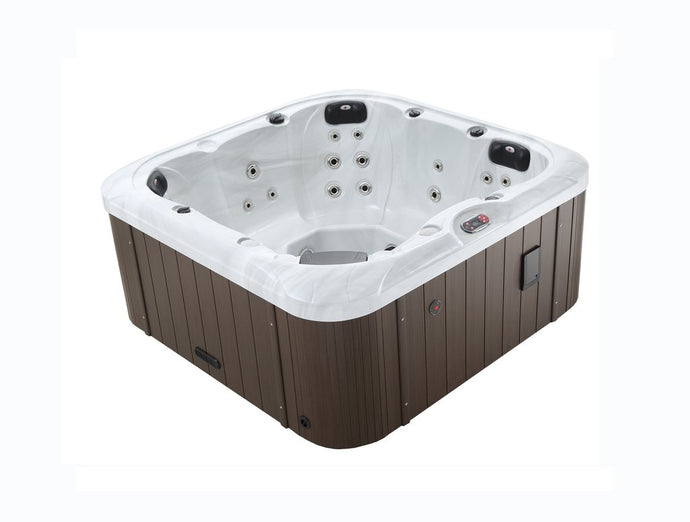 Cambridge SE 33 Jet 5-6 Person Spa Bluetooth Waterfall