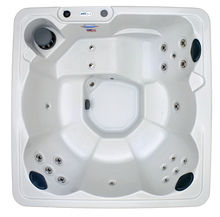Hudson Bay Spa HB19 6-Person 19 Jets Spa with Backlit Waterfall