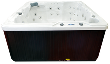 Hudson Bay Spa HB34 6-Person 34 Jets Spa wi/ Backlit Waterfall & Ozone