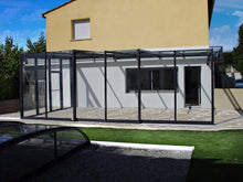 Patio Enclosure Corso Glass