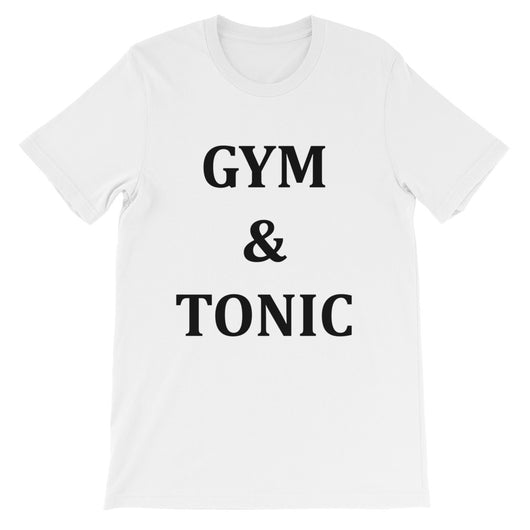 Gym and Tonic Short-Sleeve Women's T-Shirt