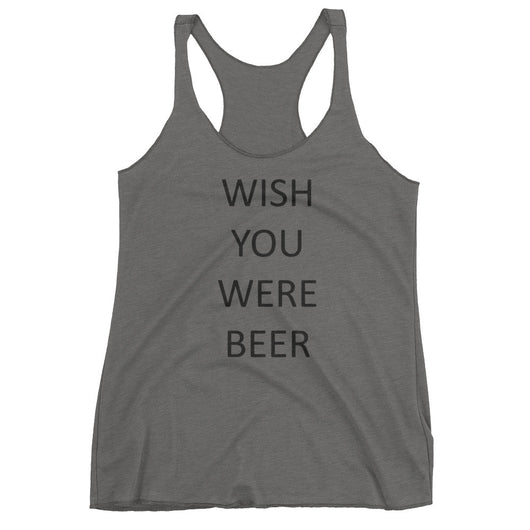 Wish Beer Women's Tank Top