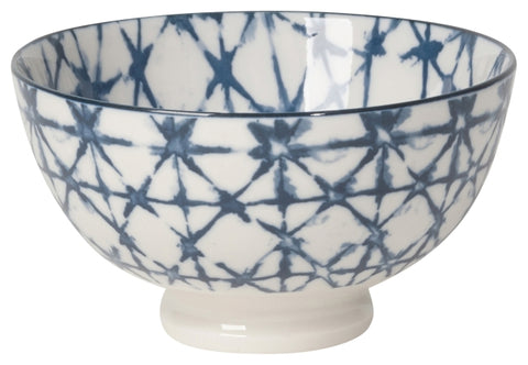 Small Shibori Bowl