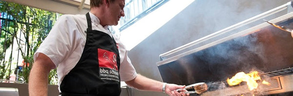 Meet the team - BBQ School Owner & Director, Ben Farley