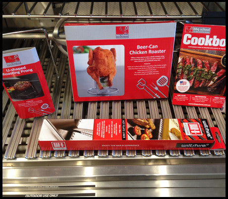 Christmas BBQ Packs