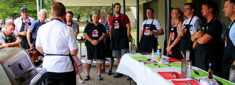 BBQ Cooking Courses