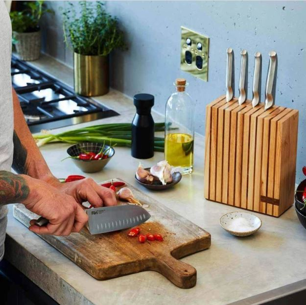 Furi 7 Piece Knife Block