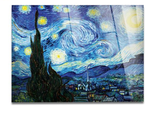 Art On Acrylic Glass For Sale! Buy Famous Acrylic Wall Art!