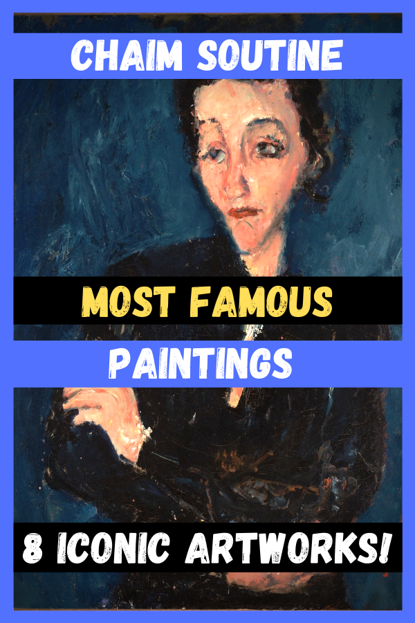 Chaim Soutine Most Famous Paintings