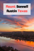 Mount Bonnell Austin Texas