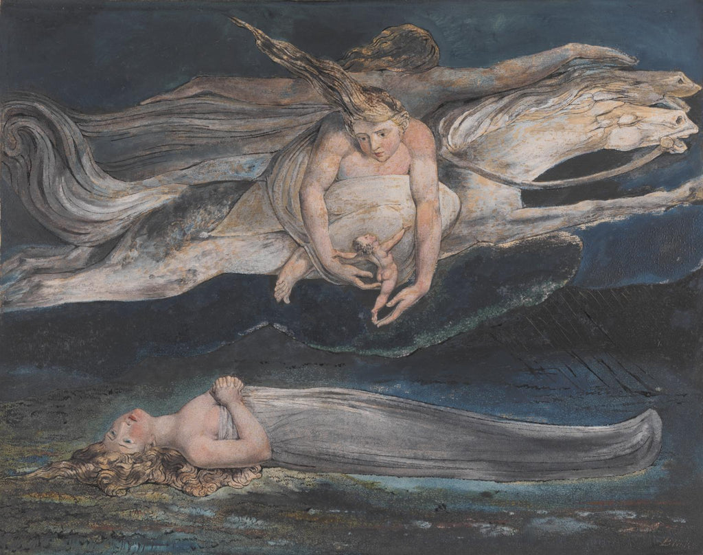 William Blake Famous Paintings For Sale!