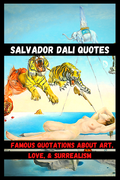 Salvador Dali Quotes | Famous Quotations About Art, Love, & Surrealism
