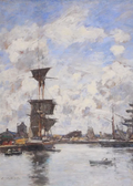 Top 7 Most Famous Paintings by Eugene-Louis Boudin
