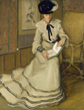 Top 10 Most Famous Paintings by Frederick Carl Frieseke