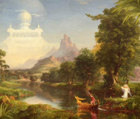 Top 10 Most Famous Paintings by Thomas Cole