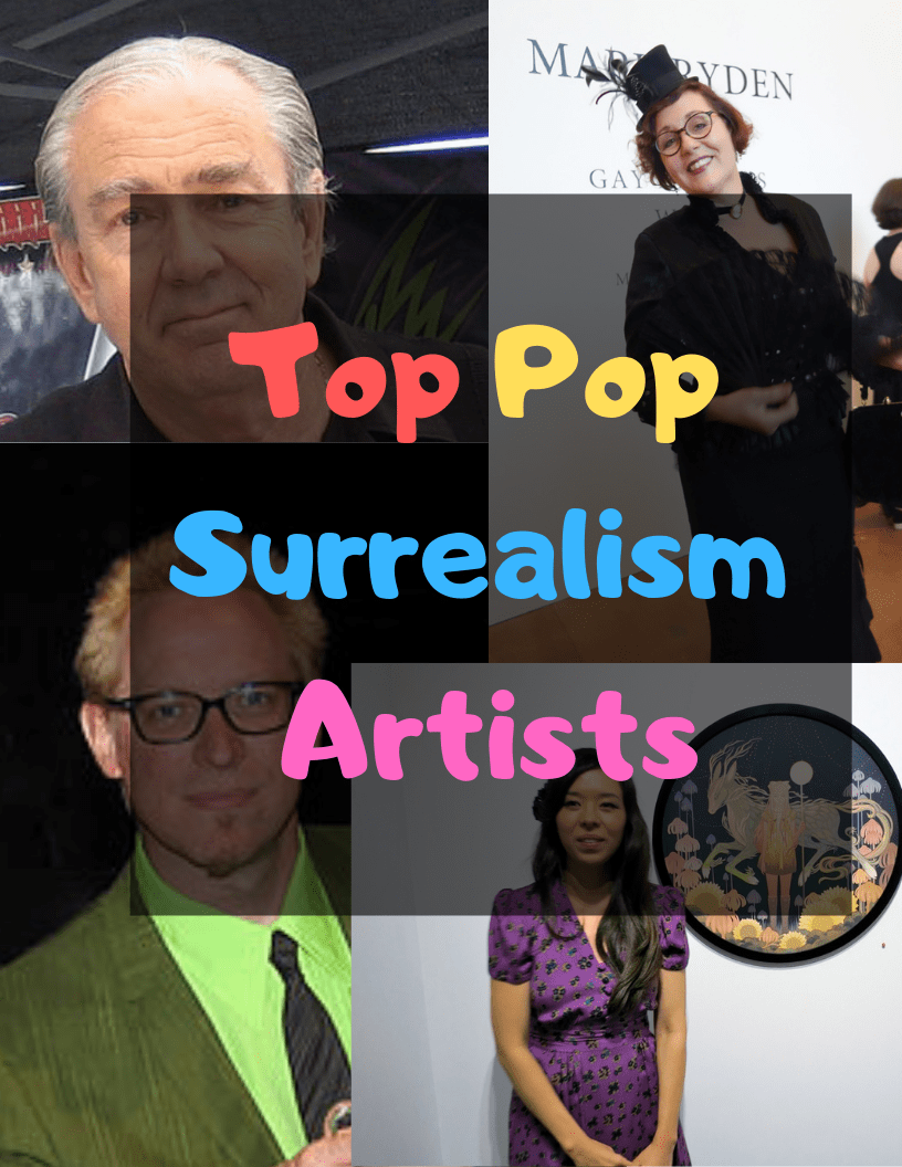 Top 20 Pop Surrealism Artists | 21st Century Painters