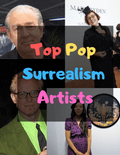 Top-Pop-Surrealism-Artists
